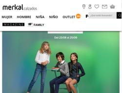 Código Promocional Merkal 2019