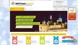 Código Descuento 365 tickets 2019