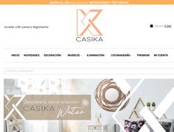 Cupón de descuento Casika 2019