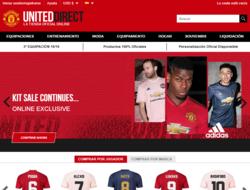 Código Descuento Manchester United Direct 2019