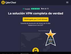 Código Cupón Cyberghost 2019