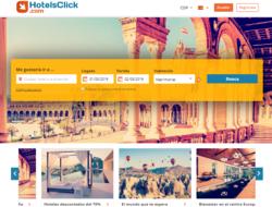 Código descuento HotelsClick.com 2019