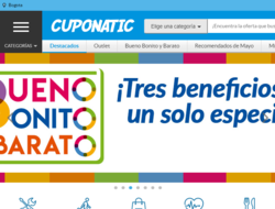Cupón Descuento Cuponatic 2019