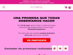 Código Promocional Intimina 2019